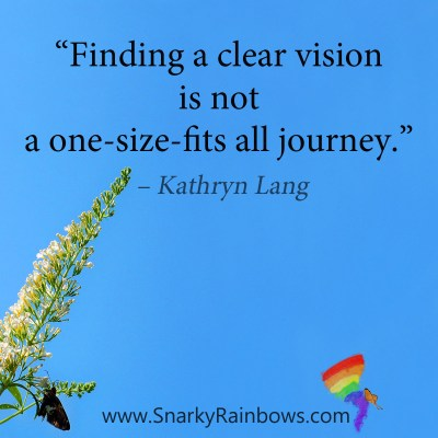 #quoteoftheday clear vision