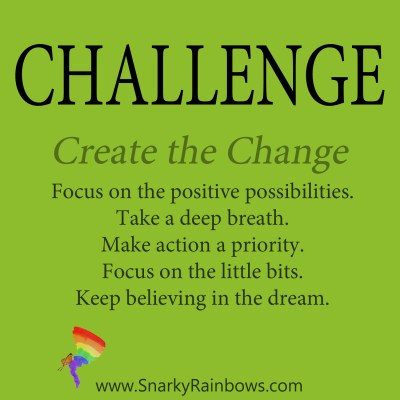 Daily Challenge - create the focus