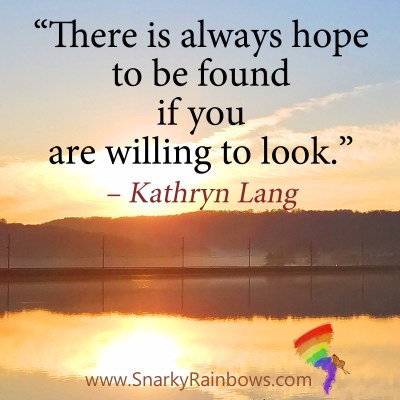 #quoteoftheday - hope to be found