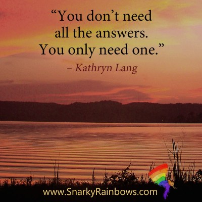 #QuoteoftheDay - need only one answer