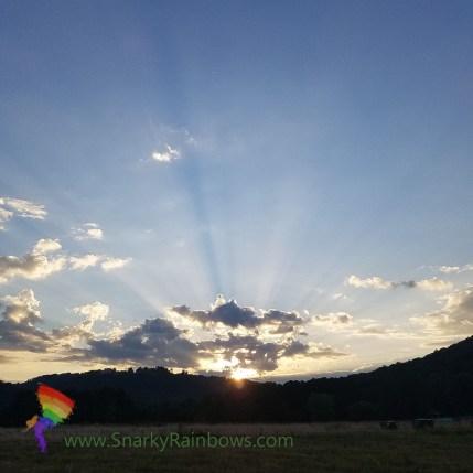 See hope sunrise