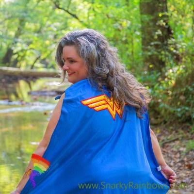 a local superfan is a superhero