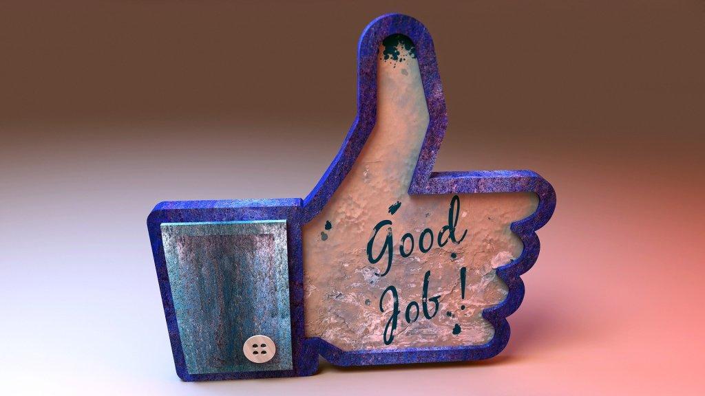 Do a good job