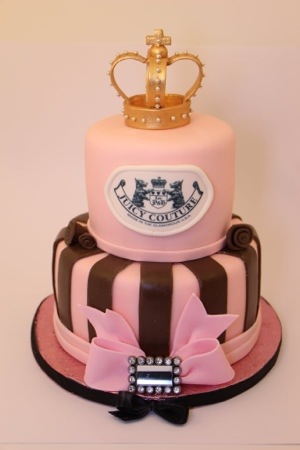 Juicy Couture  Kathryns Cake Shoppe