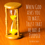 Finding Purpose in the Wait