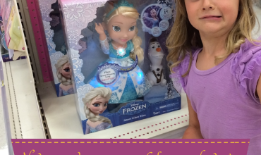A Lesson in Wise Spending: Saying No to Frozen