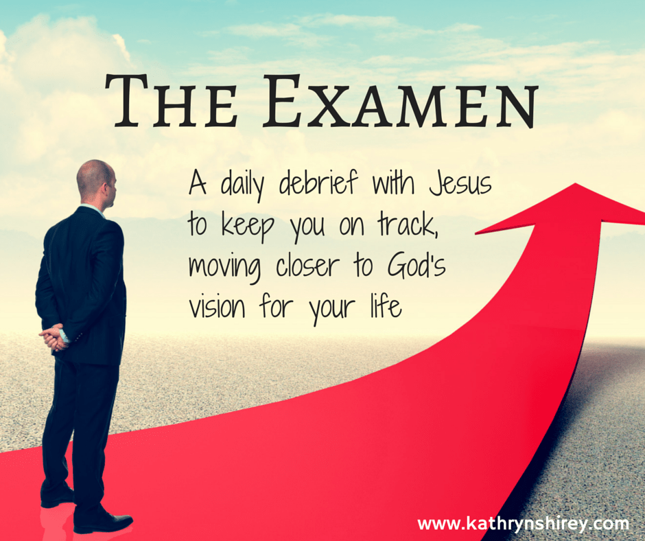 Learn how to use the daily Examen prayer to celebrate the victories, learn from your mistakes and do better next time. Let this prayer be your daily debrief with Jesus. (+ free printable prayer cards)