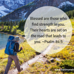 Set Your Heart on the Road that Leads to God