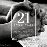 21 Days of Prayer to Share Your Heart with God