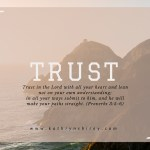 Trust for the New Year