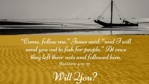 Traveling the Dirty, Dusty Road To Follow Jesus