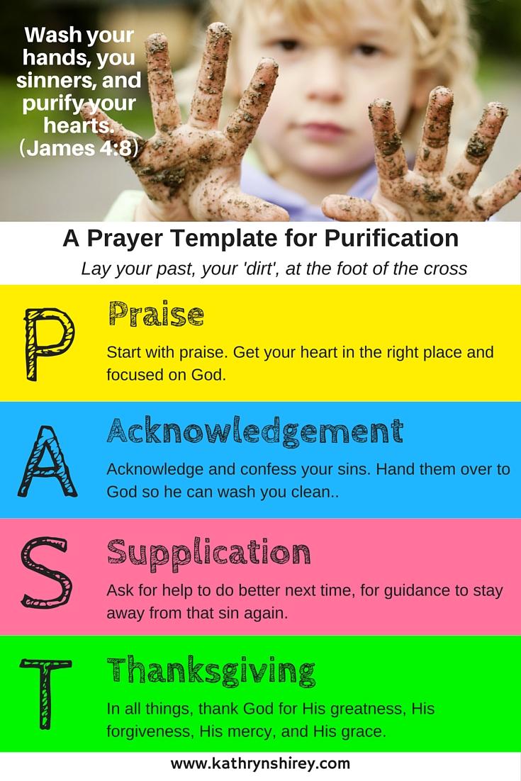 Purification Prayer