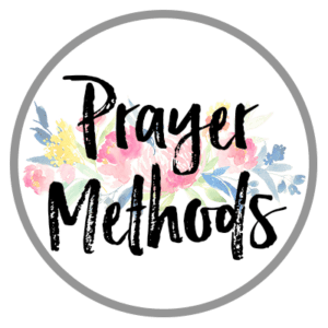 Prayer Methods