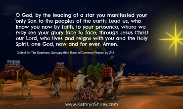 Prayer for The Epiphany
