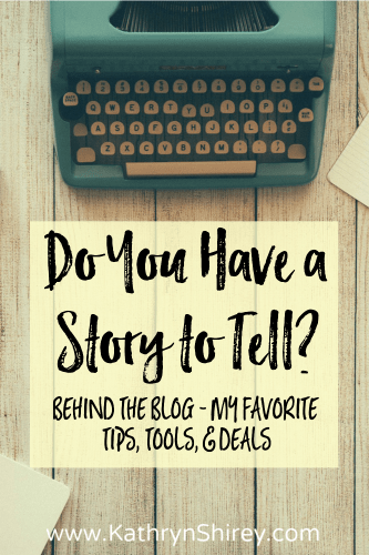 "Are you a blogger, writer, or starting an online business? Want to know more about the 'behind-the-scenes' tips, tools, and favorite deals? Sign up for my new ""Behind the Blog"" series - posts and newsletters just for you, sharing my favorite tips, tools and great offers I find, plus critical security topics you need to know."