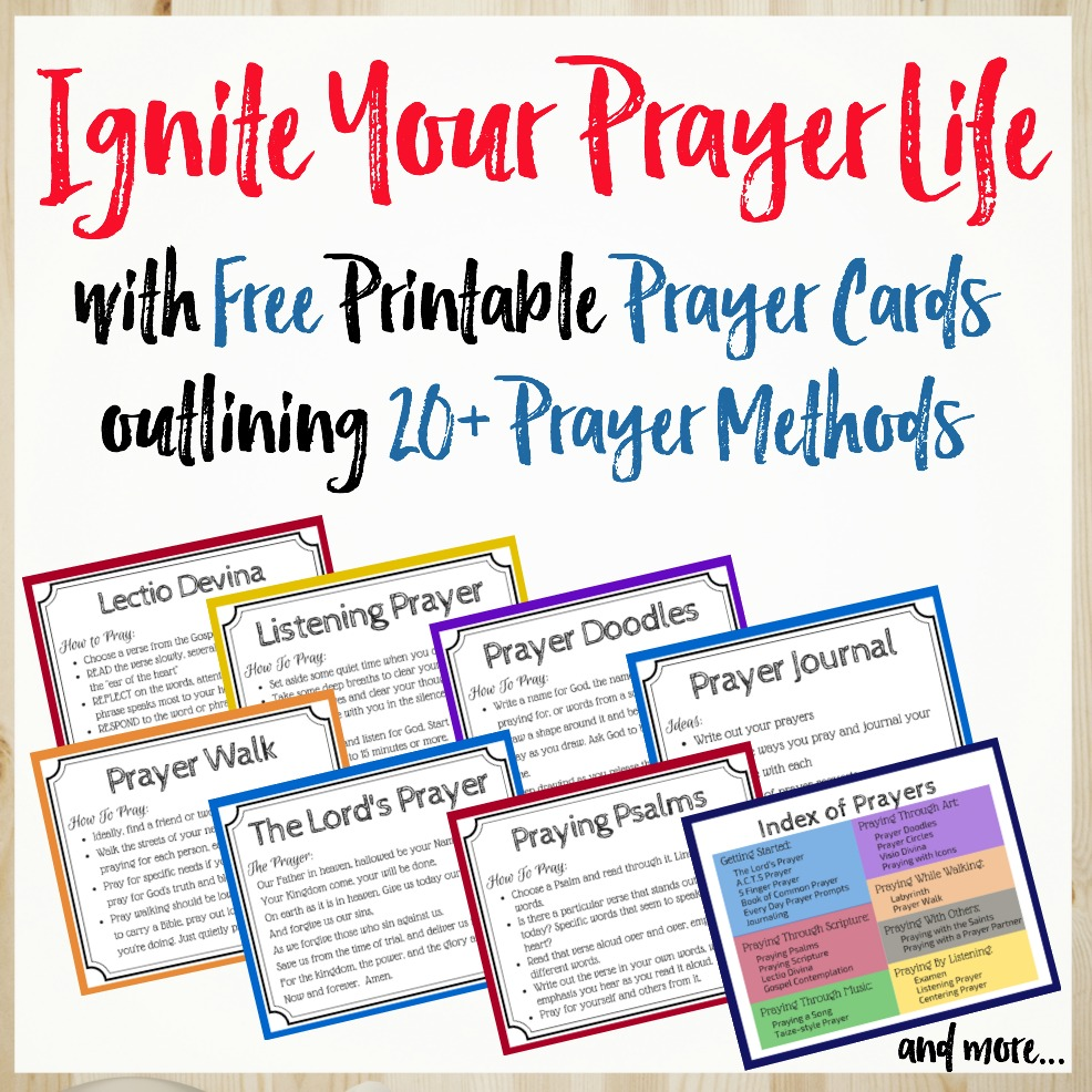Exhilarating image for acts prayer printable