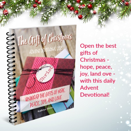 Open the best gifts of Christmas - the hope, peace, joy, and love of Jesus Christ - through this daily Advent devotional. Get your copy today!