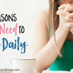 Importance of Daily Prayer – 7 Reasons to Pray Daily