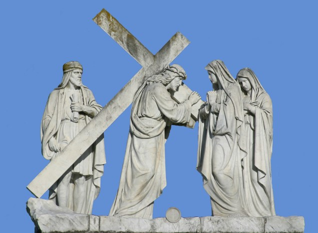 Are you stepping into the depth of Holy Week, or skipping straight from Palm Sunday to Easter? Try adding at least one of these Holy Week activity ideas this year. Experiencing the full emotion of the week will make your Easter more joyful and meaningful. Idea #5: Pray through the Stations of the Cross.