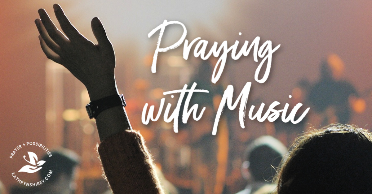 Praying with music is a powerful way to pray. Learn how to pray through music, singing prayers, allowing the song and music to be your prayer.