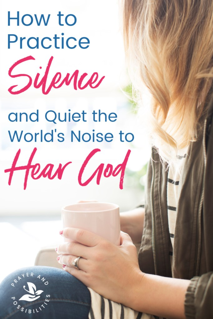 The spiritual disciplines of silence and solitude are essential for quality time with God. Learn how to experience silence and solitude to grow your faith.