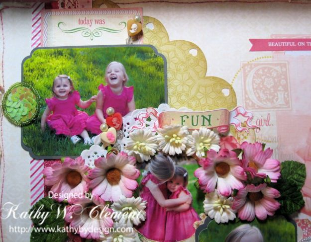 Kathy by Design/Really Reasonable Ribbon Shadowbox