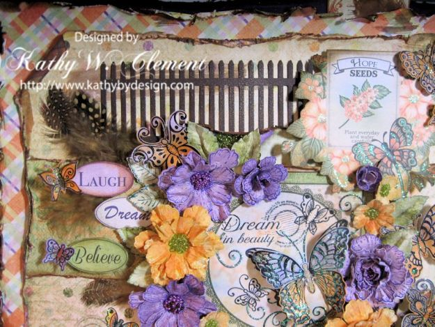 Butterfly Medley Layout 07