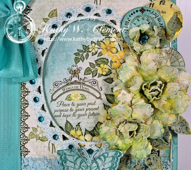 Seeds of Hope Card/Kathy by Design for Heartfelt Creations