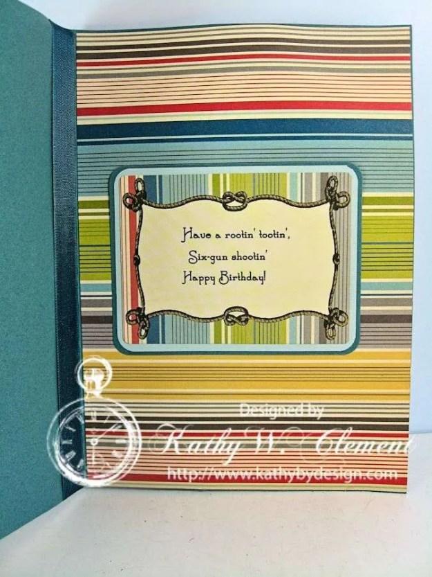 Annie Oakley Card 02