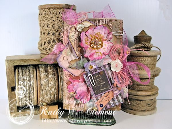 Gypsy Moments Tri-Fold Mini/Kathy by Design