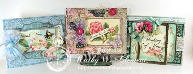 Victorian Calling Cards/Kathy by Design