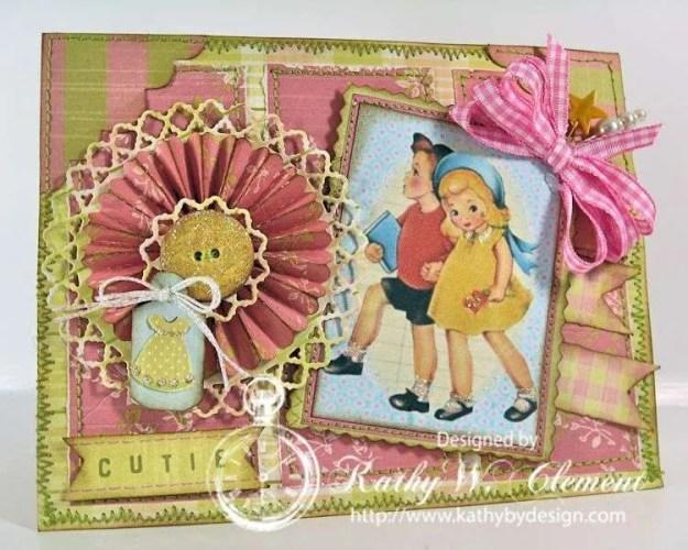 cutie Pie retro kids 01