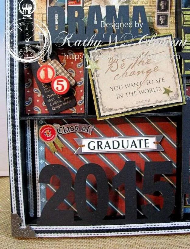 Graduation Tray 04