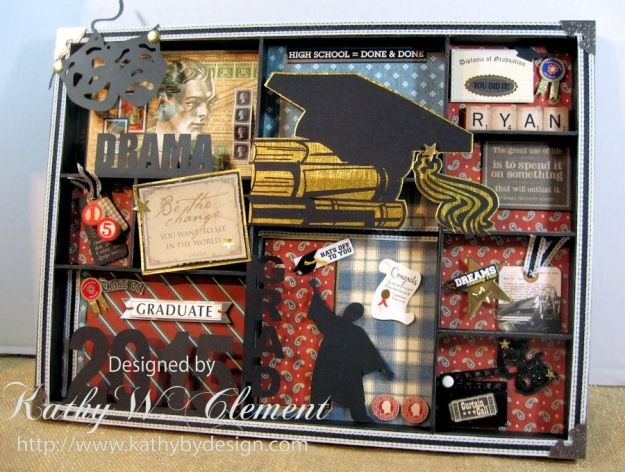 Kathy by Design/Altered Graduation tray