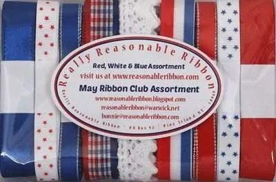RRR May Ribbon Club Assortment