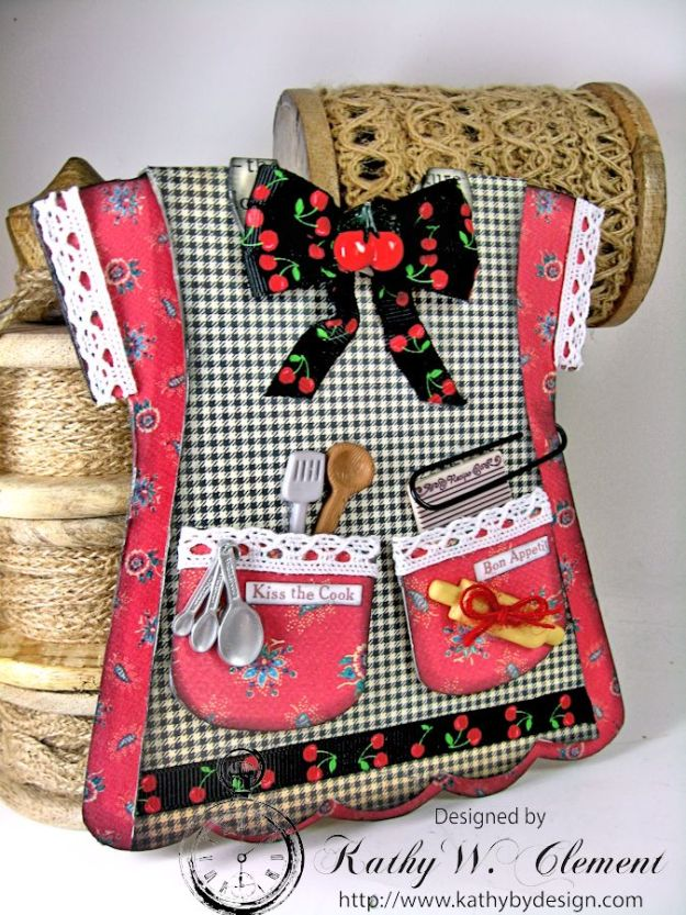 Kathy by Design/Apron Card