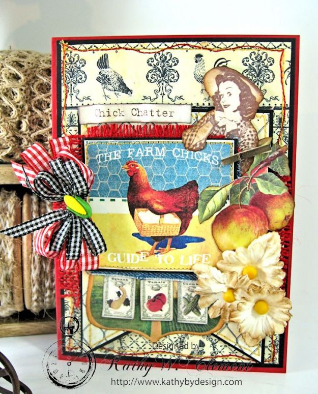 Down on the Farm Card 02