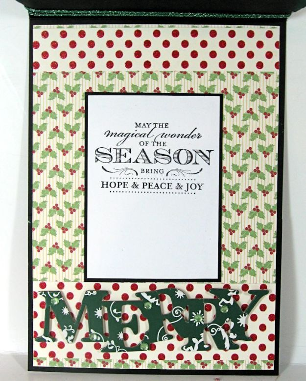 Pollys Paper Christmas Ladies Banner 03