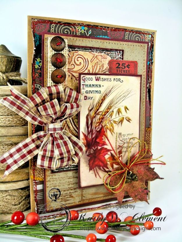 Kathy by Design for Polly's Paper Studio Fall Creativity Kit 03