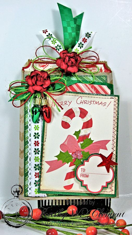 Christmas Gift Card Tags in Bags 03