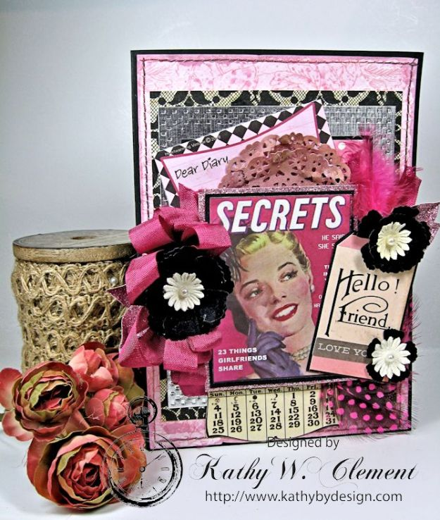 Kathy by Design/Crafty Secrets Hello Girlfriend 01