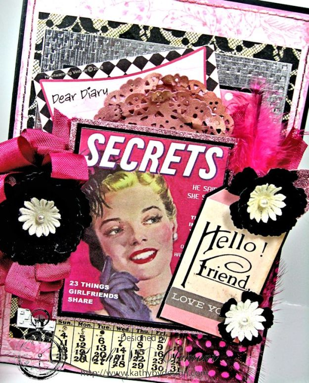 Crafty Secrets Hello Girlfriend 03