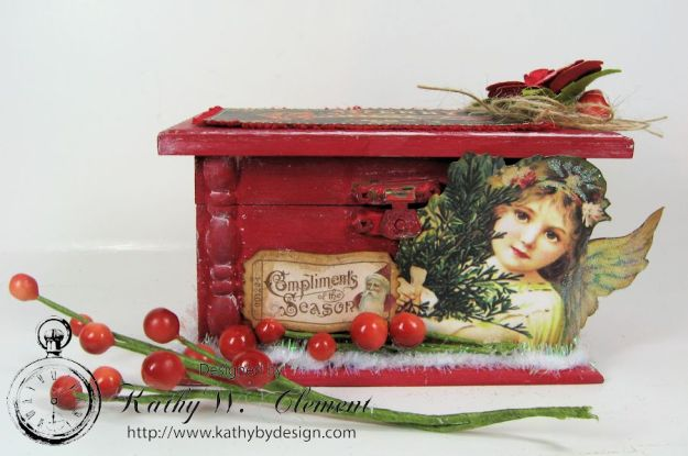 Kathy by Design December Countdown Chalkboard for Crafty Secrets 05