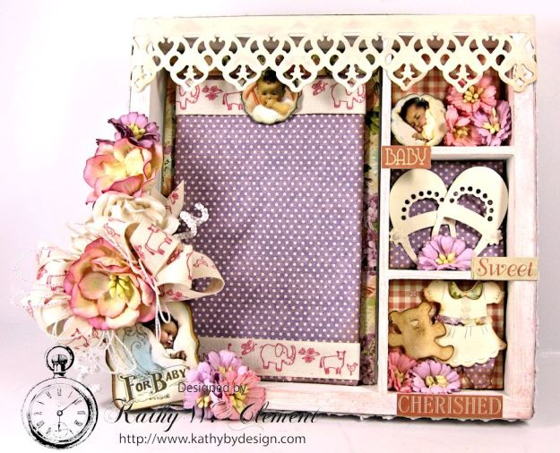 Little Darlings Altered Baby Tray 01