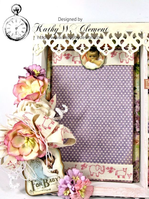 Little Darlings Altered Baby Tray 03