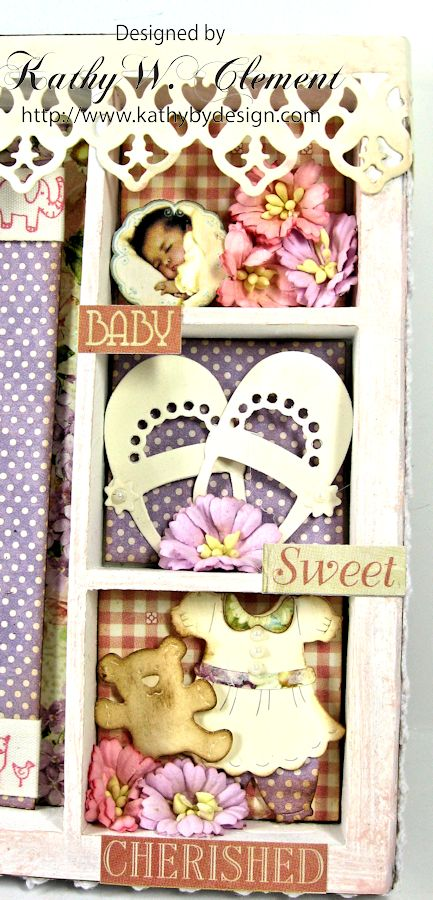 Little Darlings Altered Baby Tray 04