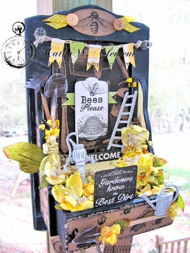 Altered Bee Box for CCB 02