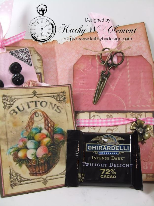 Easter Sewing Pocket Folder 06