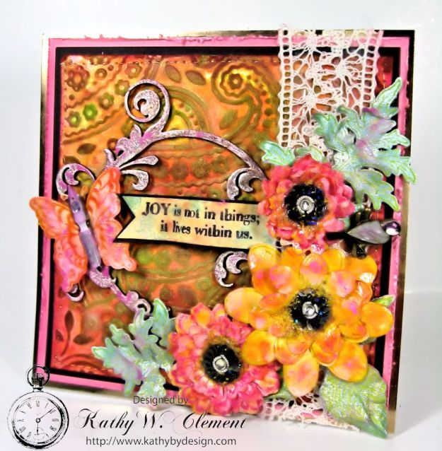 It's Hip to Be Square Challenge Frilly & Funkie 01