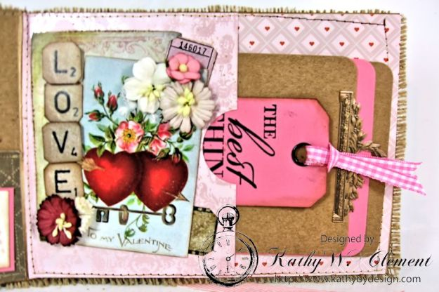 Polly's Paper Valentine Wallet 06